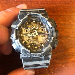 Casio G-Shock watch for sale. Great condition.